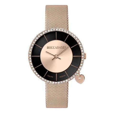 Часы Mya Rosegold Black MY037 BW/RG