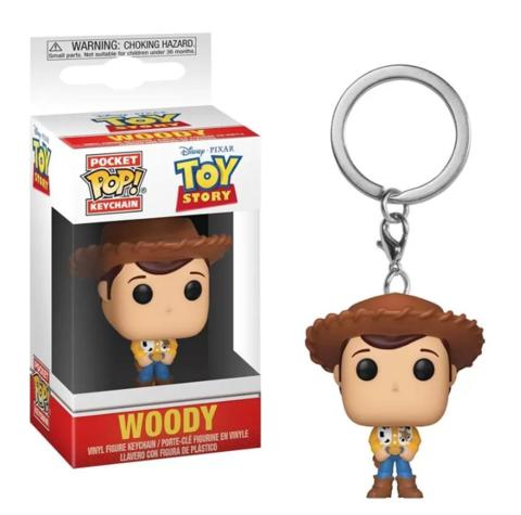 Брелок Вуди || Funko POP! Keychain Woody