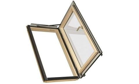 Распашное окно (правое)  FWR 04 U3 (66х118)
