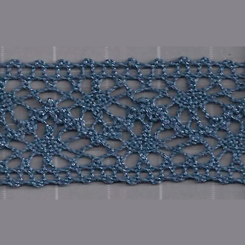 синее кружево