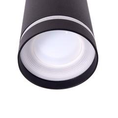Накладной точечный светильник INL-7009D-01 Black