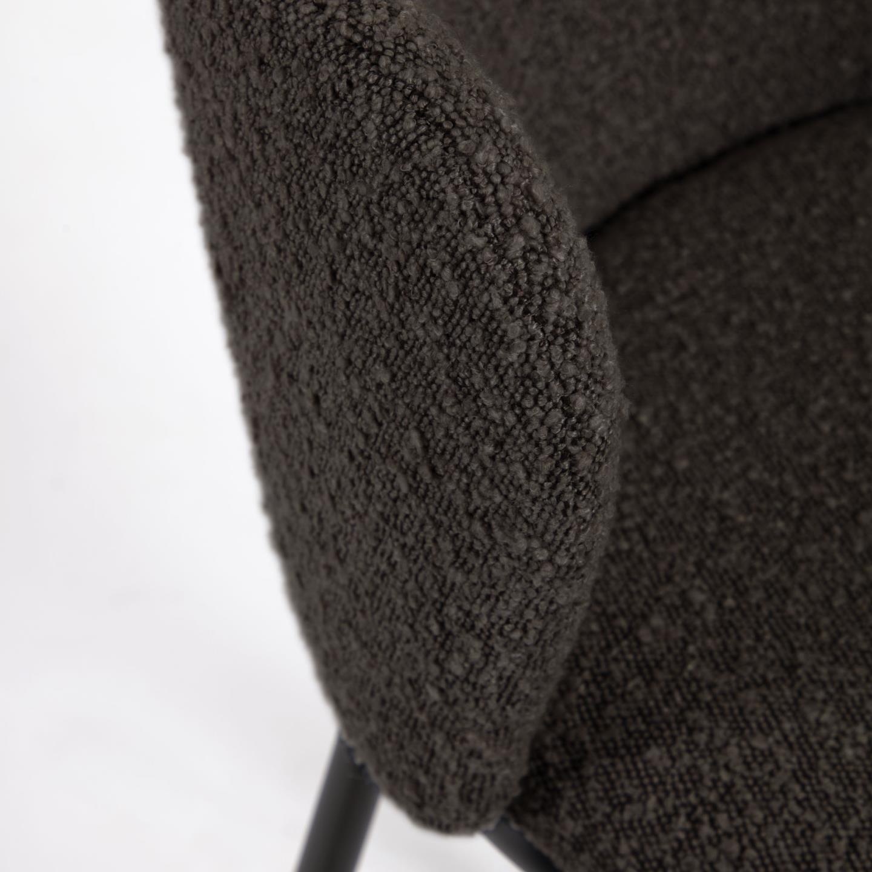 Барный стул CISELIA черный - вид 6