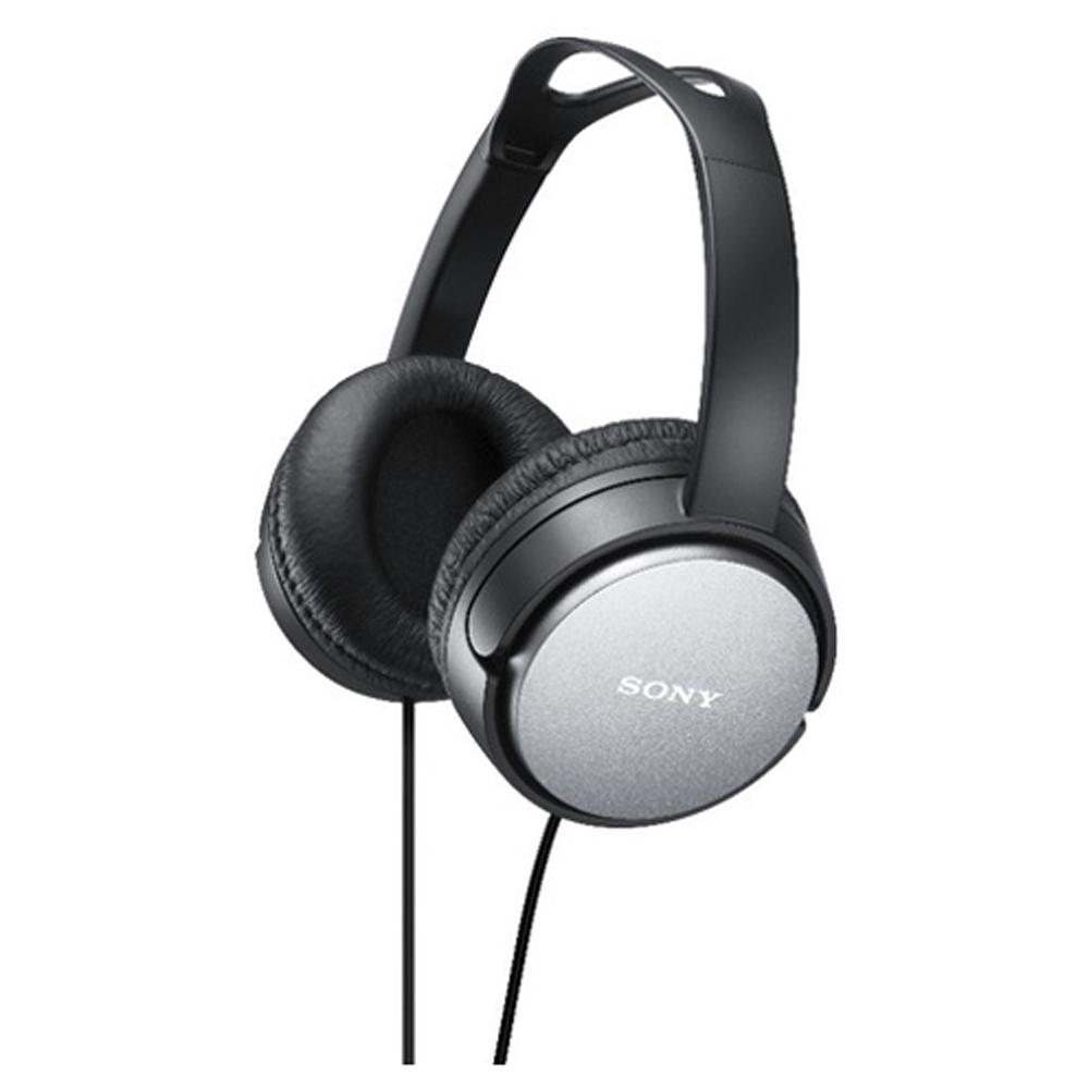 Проводные наушники Sony MDR-XD150 B, длина кабеля 2 м, цвет чёрный