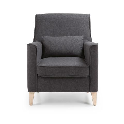 Кресло Fyna антрацит