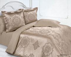 Жаккардовое постельное бельё 2 спальное, Флоранс