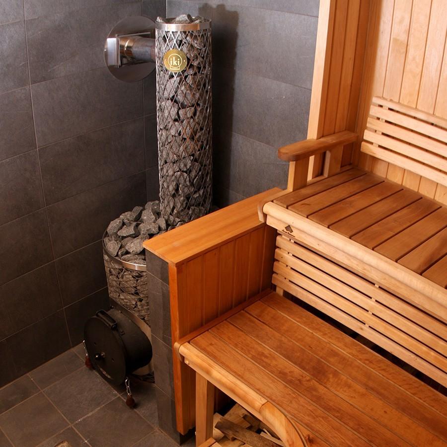 Печь для сауны IKI Maxi, фото 7