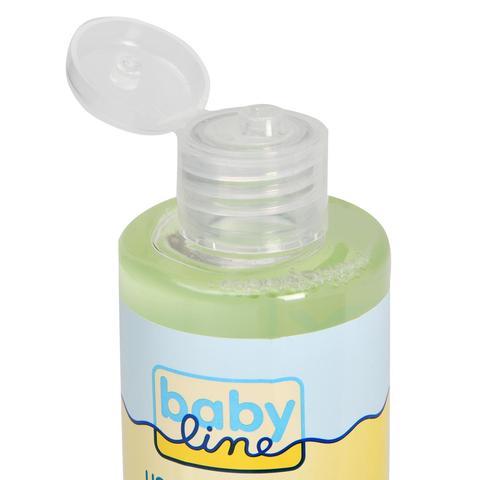 Безопасный гель для мытья детской посуды 250 мл Babyline