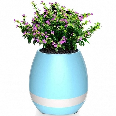 Музыкальный цветочный горшок Music Pots