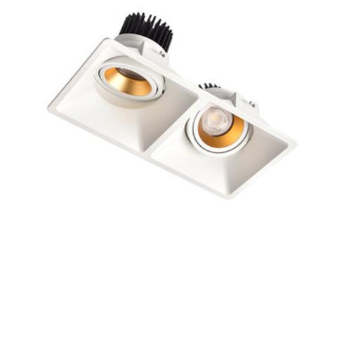 Встраиваемый светильник 24 by DesignLed ( двойной )