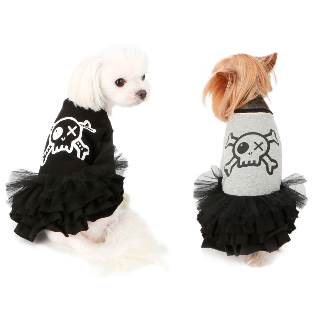 пиратское платье для собак
