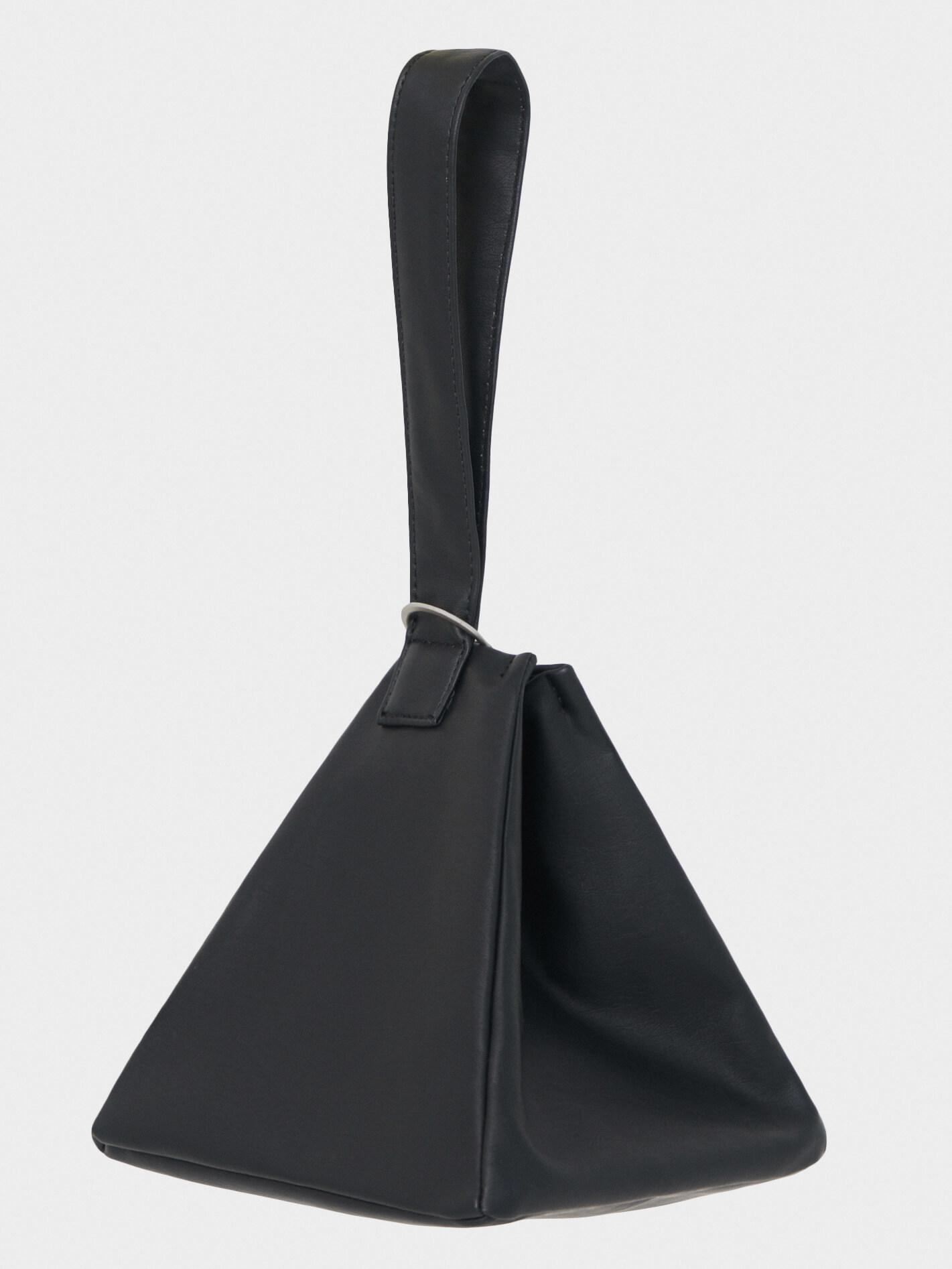 Сумка треугольная Samira из экокожи