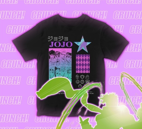 Футболка Jojo / ДжоДжо (Размер M)