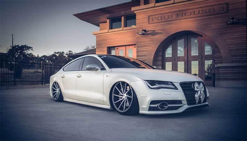 Audi A7 4GA