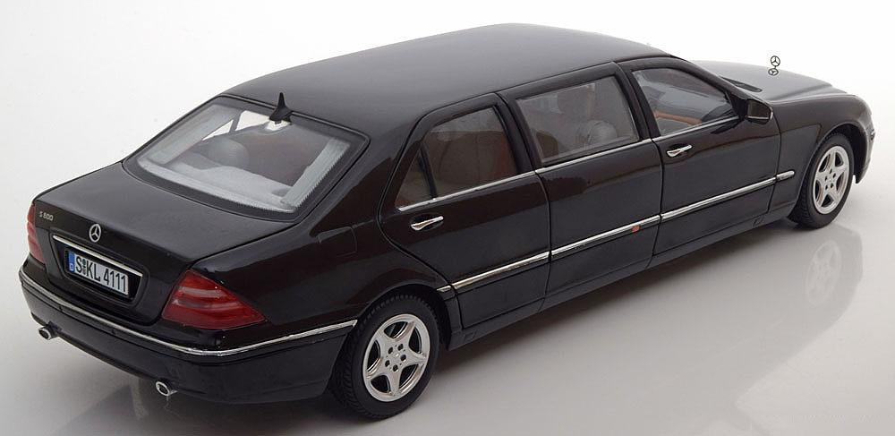 Коллекционная модель Mercedes-Benz W220 S-Class S600 Pullman 2001