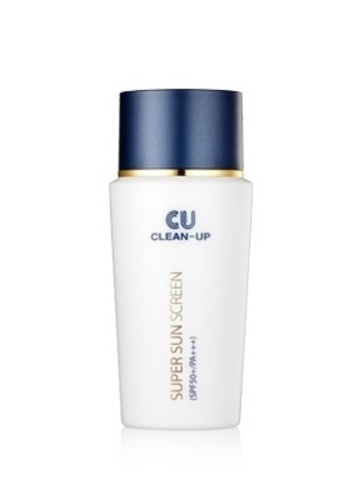 Дневная Эмульсия CLEAN-UP Super Sun Screen SPF50+PA+++