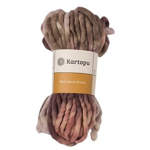 Wool Decor Prints Kartopu (100% Шерсть 200 гр/30 м)