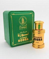 Духи натуральные масляные NOORA / Нура / жен / 12мл / ОАЭ/Al Haramain