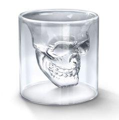 Стакан-череп с двойными стенками Doomed Skull
