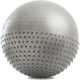 Для красоты и здоровья Полумассажный мяч для фитнеса 606_1.jpg
