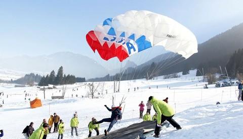 Основной парашют Para-Foil
