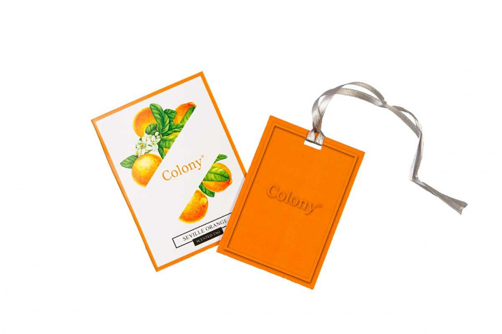 Аромакарточка Средиземноморский апельсин