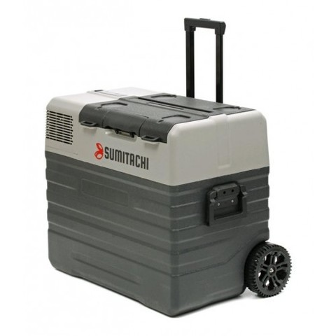Компрессорный автохолодильник SUMITACHI NX52 (12/24/110/220V, 52л)