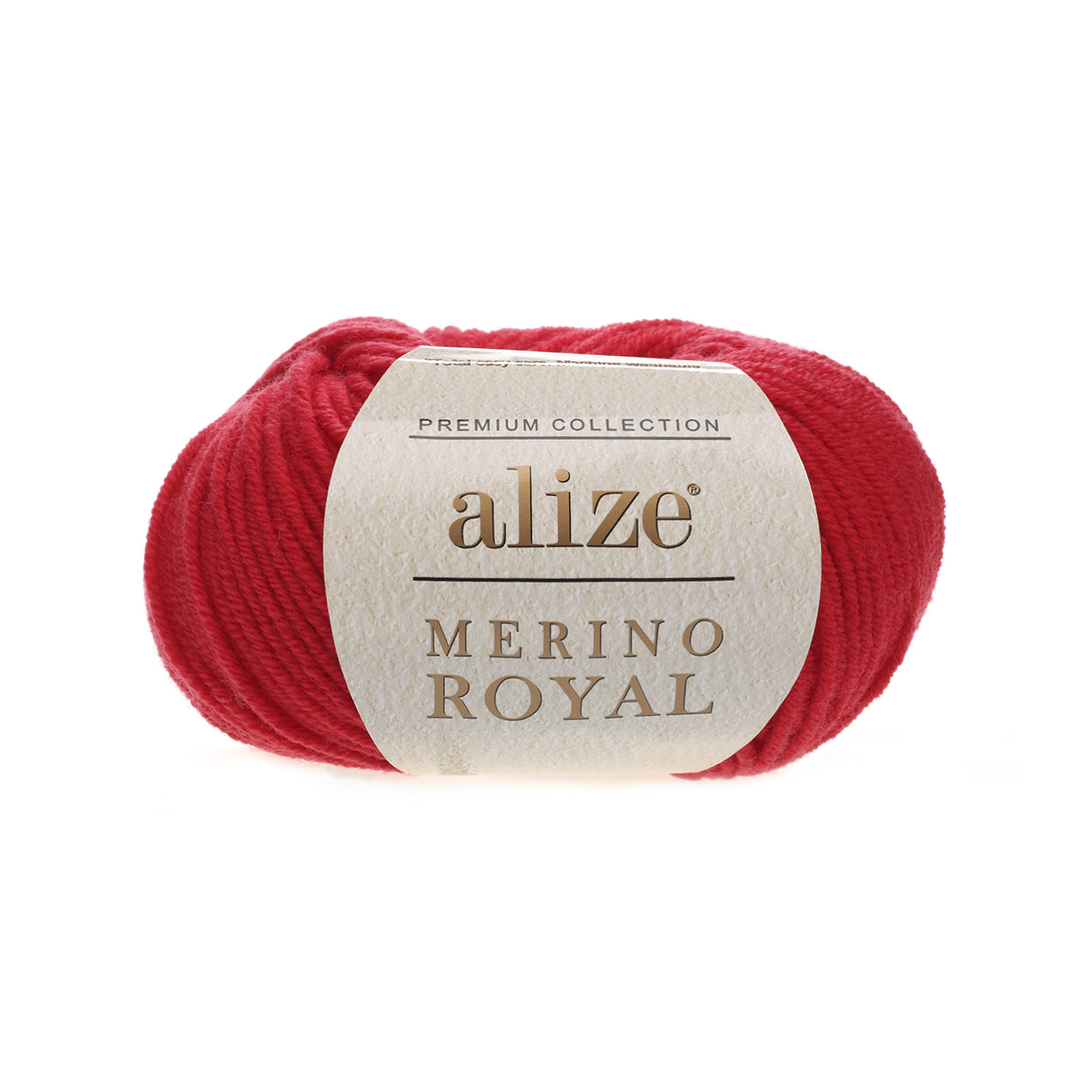 Alize Merino Royal красный 56