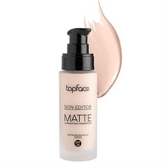 Тональный крем Skin Editor Matte от TopFace РТ 465 -01