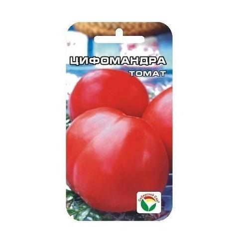 Цифомандра 20шт томат (Сиб сад)