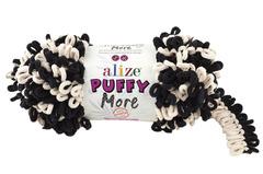 Пряжа Alize Puffy More цвет 6270