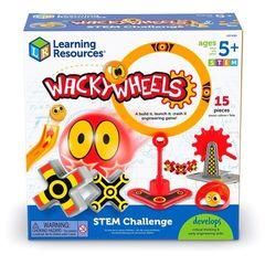 LER9289 Развивающая игрушка Попади в цель Learning Resources упаковка