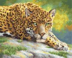 LETISTITCH Peaceful Jaguar (Умиротворенный ягуар)