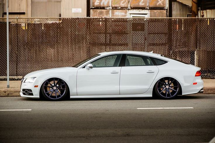 Audi a7 coilovers