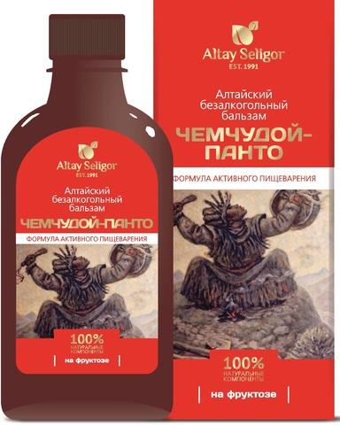 Алтайский бальзам на фруктозе Чемчудой-Панто фото2