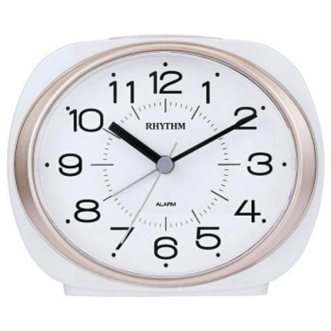 Настольные часы -будильник Rhythm CRA838BR18