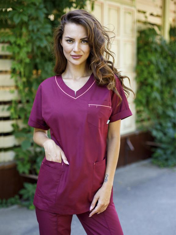 Блуза медицинская Бл-359 ТС-120