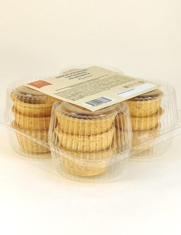 Закусочные тарталетки из арахиса (Соленые), 110 г