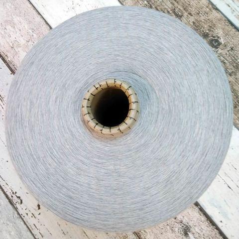 Меринос экстрафайн 2/30 MIROGLIO IMAGINE светло-серый меланж