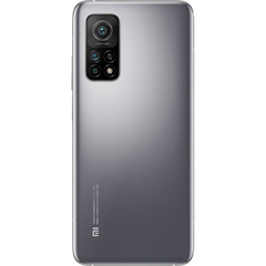 Смартфон Xiaomi Mi 10T 6/128GB  silver (серебристый) Global version