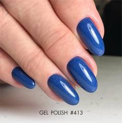 Гель-лак (Gel polish) #0413, 10 ml
