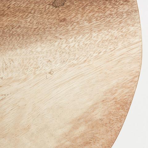 Деревянная табуретка Crosby