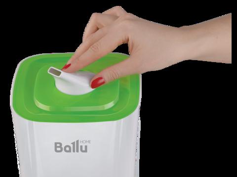 Ультразвуковой увлажнитель воздуха Ballu UHB-205 | Белый / Зеленый