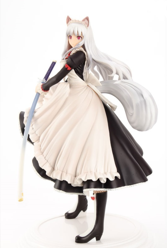 Shining Hearts: Lorna Murasame 1/8 Awakening ver.