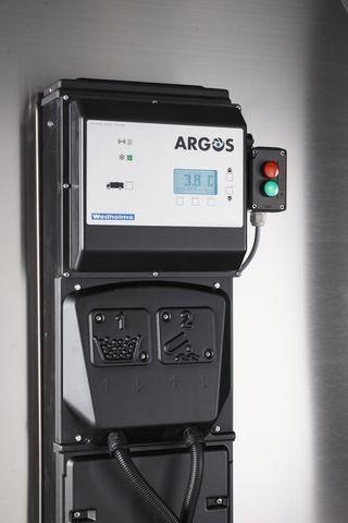 7000 литров | Блок управления танка охладителя молока Аргос