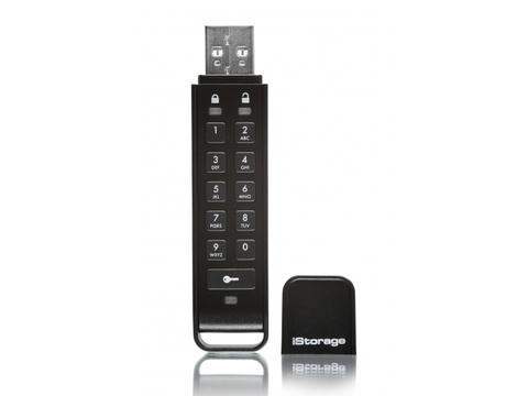 Защищенный флеш накопитель «Flash Drive DatAshur Personal2 USB3» 32GB