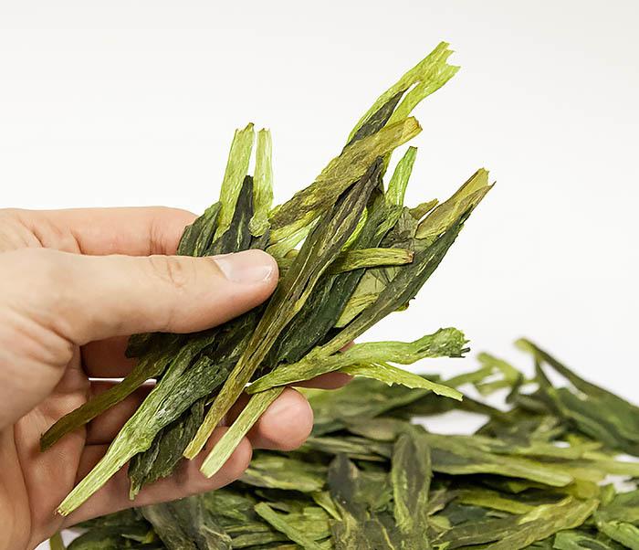 TEA-CH135 Китайский зеленый чай «Обезьяний Главарь» (Тай Пин Хоу Куй, 10 гр) фото 04