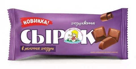 Белорусский сырок творожный