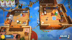 Overcooked & Overcooked! 2 - Double Pack (PS4, английская версия)