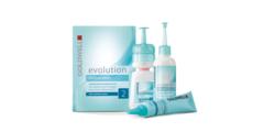 GOLDWELL EVOLUTION набор 2 для пористых или окрашенных, а также мелированных на 30%-60% волос