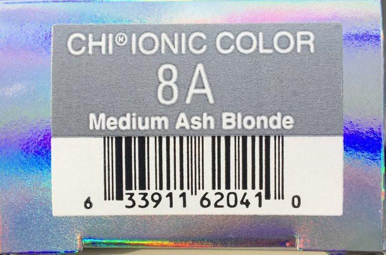Крем-краска CHI Ионик 8 A 85 гр